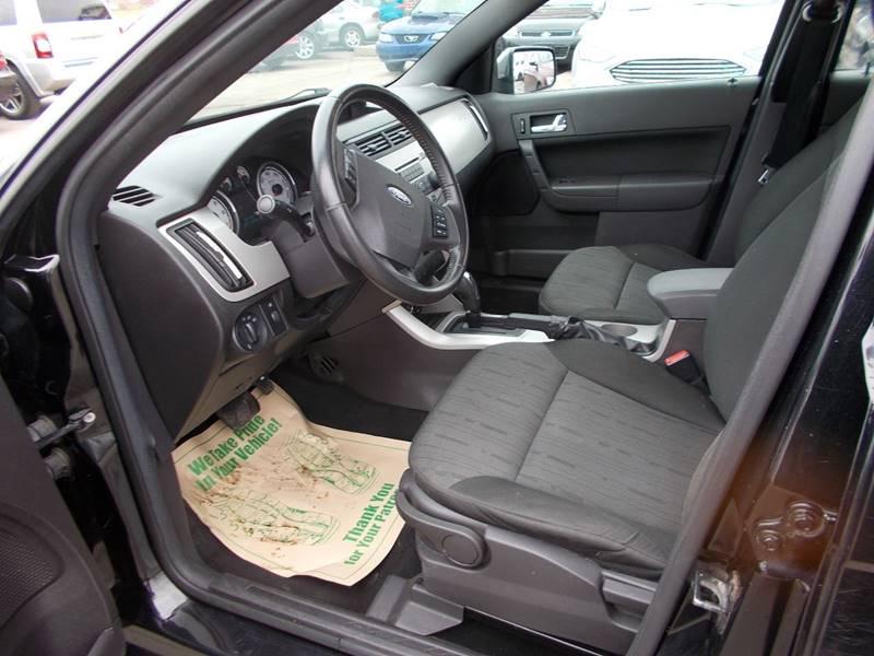 2008 Ford Focus SE 4dr Sedan - Toledo OH