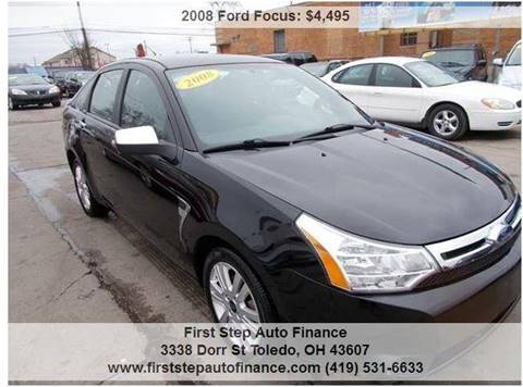 2008 Ford Focus for sale in Toledo, OH