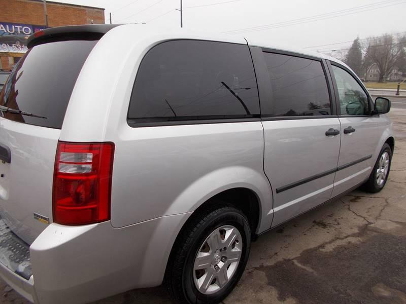 2008 Dodge Grand Caravan C/V 4dr Extended Cargo Mini-Van w/ Delete Supplemental Side Curtain Air Bags - Toledo OH