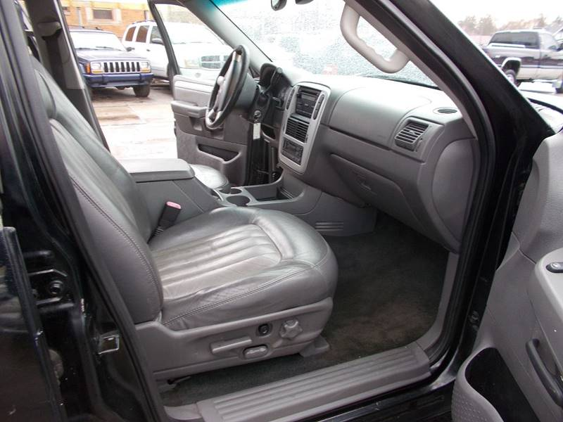 2002 Mercury Mountaineer AWD 4dr SUV - Toledo OH
