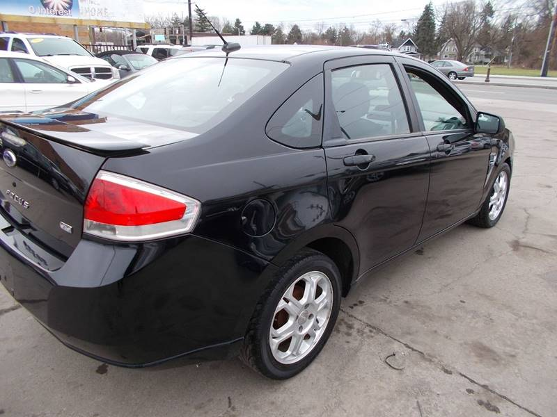 2008 Ford Focus SES 4dr Sedan - Toledo OH