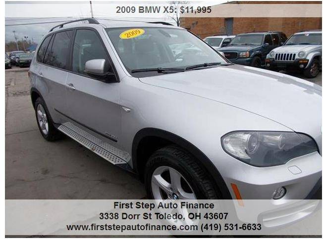 2009 BMW X5 AWD xDrive35d 4dr SUV - Toledo OH