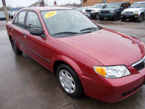 2001 Mazda Protege for sale in Toledo, OH