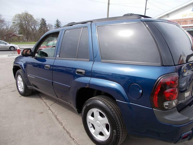 2002 Chevrolet TrailBlazer LS 4WD 4dr SUV - Toledo OH