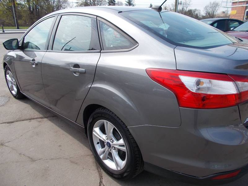 2014 Ford Focus SE 4dr Sedan - Toledo OH