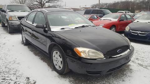 2006 Ford Taurus for sale at ASAP AUTO SALES - 2486 Lot in Muskegon MI