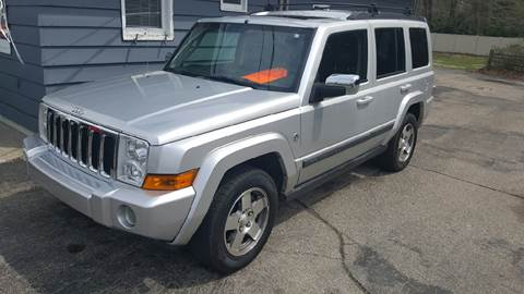 2009 Jeep Commander for sale in Muskegon, MI