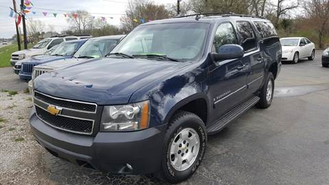 2007 Chevrolet Suburban for sale at ASAP AUTO SALES - 2486 Lot in Muskegon MI