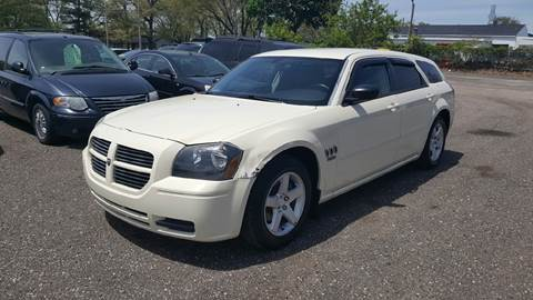 2005 Dodge Magnum for sale at ASAP AUTO SALES - 2486 Lot in Muskegon MI