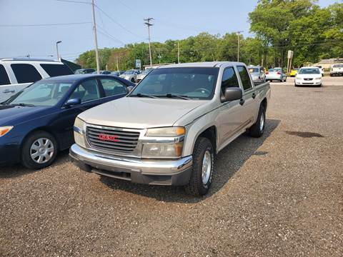 2004 GMC Canyon for sale in Muskegon, MI