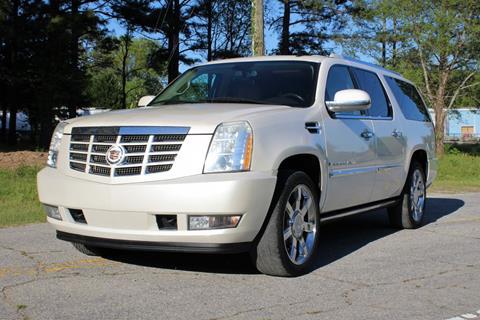 Used Cadillac Escalade For Sale In North Carolina Carsforsale Com