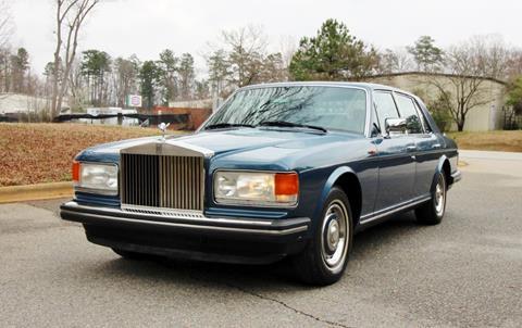 1984 Rolls-Royce Silver Spirit for sale in Garner, NC
