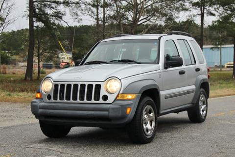 2006 Jeep Liberty for sale in Garner, NC
