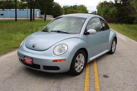 2010 Volkswagen New Beetle for sale in Garner, NC