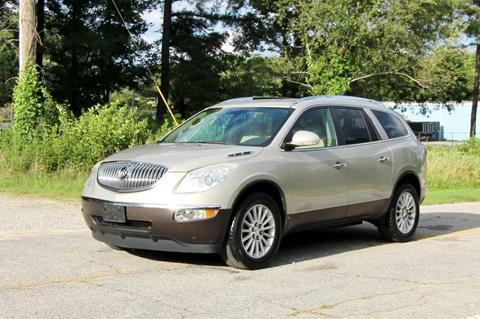 2010 Buick Enclave For Sale >> Buick Enclave For Sale In Garner Nc Oak City Motors