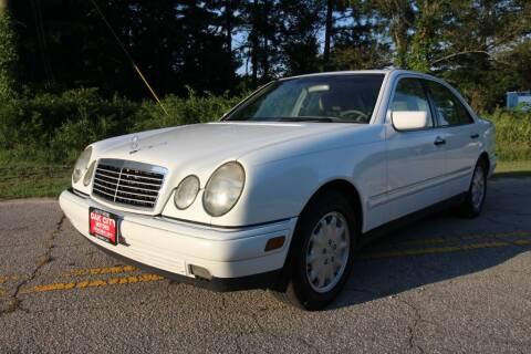 1999 Mercedes-Benz E-Class for sale at Oak City Motors in Garner NC