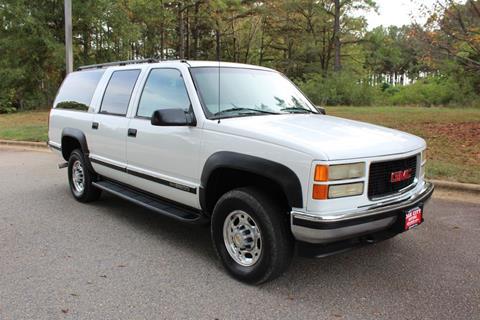 1998 GMC Suburban for sale in Garner, NC