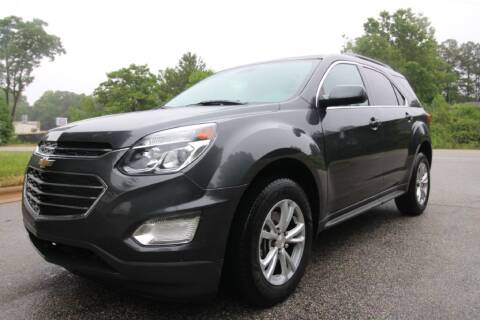 2017 Chevrolet Equinox for sale at Oak City Motors in Garner NC