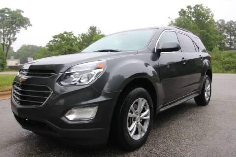 2017 Chevrolet Equinox for sale at Oak City Motors in Garner NC