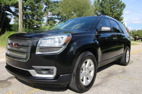 2016 GMC Acadia for sale at Oak City Motors in Garner NC