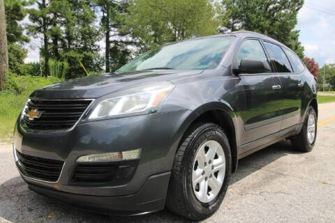 2014 Chevrolet Traverse for sale at Oak City Motors in Garner NC