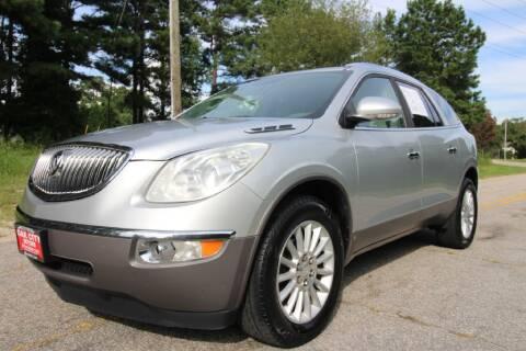 2010 Buick Enclave for sale at Oak City Motors in Garner NC