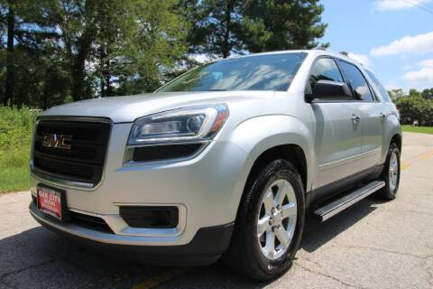 2014 GMC Acadia for sale at Oak City Motors in Garner NC