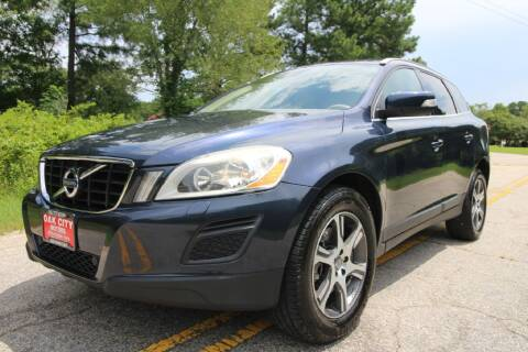 2012 Volvo XC60 for sale at Oak City Motors in Garner NC