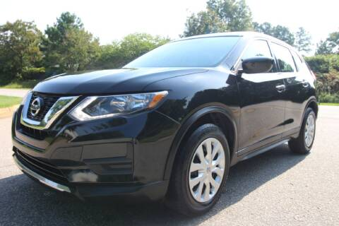2017 Nissan Rogue for sale at Oak City Motors in Garner NC