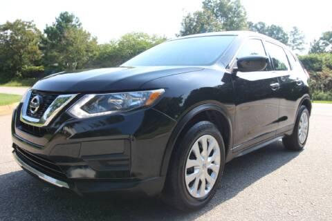 2017 Nissan Rogue for sale at Oak City Motors in Garner NC