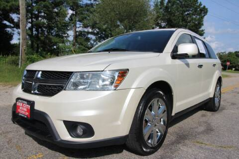 2012 Dodge Journey for sale at Oak City Motors in Garner NC