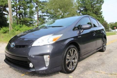 2013 Toyota Prius for sale at Oak City Motors in Garner NC