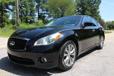 2013 Infiniti M37 for sale at Oak City Motors in Garner NC