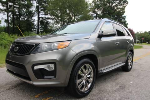 2012 Kia Sorento for sale at Oak City Motors in Garner NC