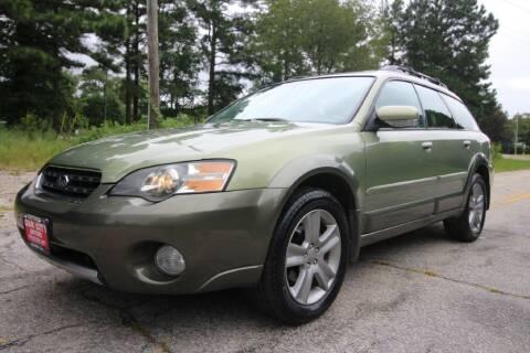 2005 Subaru Outback for sale at Oak City Motors in Garner NC