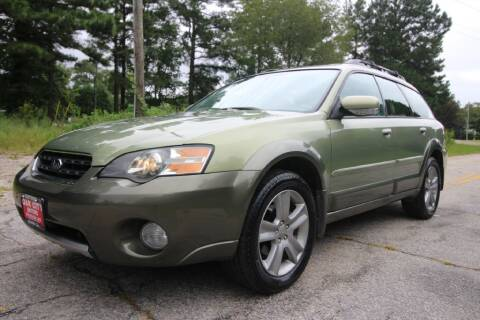 2005 Subaru Outback for sale at Oak City Motors in Garner NC