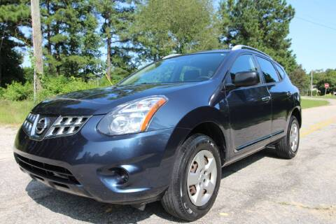 2014 Nissan Rogue Select for sale at Oak City Motors in Garner NC