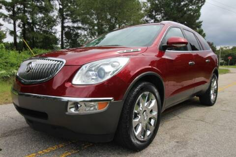 2011 Buick Enclave for sale at Oak City Motors in Garner NC