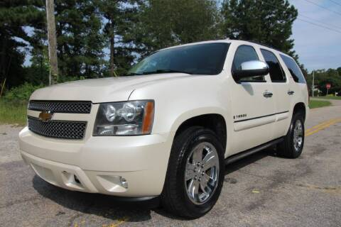 2008 Chevrolet Tahoe for sale at Oak City Motors in Garner NC