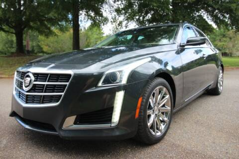2014 Cadillac CTS for sale at Oak City Motors in Garner NC