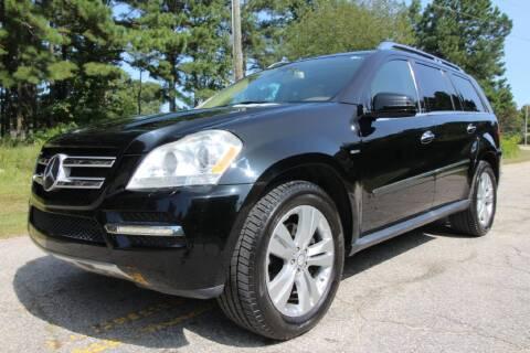 2011 Mercedes-Benz GL-Class for sale at Oak City Motors in Garner NC