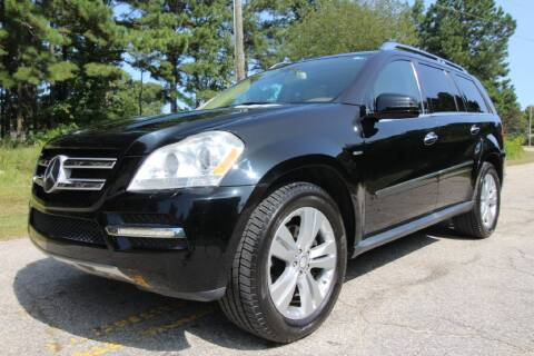 2011 Mercedes-Benz GL-Class for sale at Oak City Motors in Garner NC