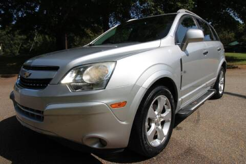 2014 Chevrolet Captiva Sport for sale at Oak City Motors in Garner NC