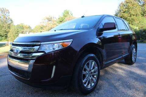 2011 Ford Edge for sale at Oak City Motors in Garner NC