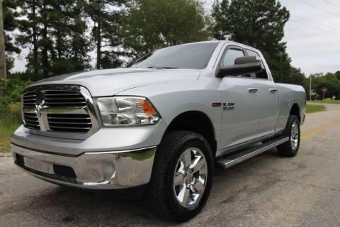 2015 RAM Ram Pickup 1500 for sale at Oak City Motors in Garner NC