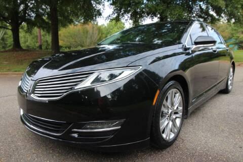 2014 Lincoln MKZ Hybrid for sale at Oak City Motors in Garner NC