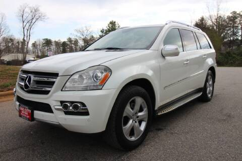 2010 Mercedes-Benz GL-Class for sale at Oak City Motors in Garner NC