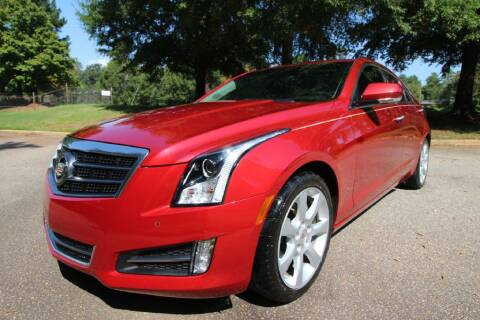 2014 Cadillac ATS for sale at Oak City Motors in Garner NC