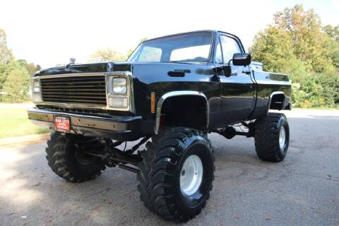 1978 Chevrolet C/K 10 Series for sale at Oak City Motors in Garner NC