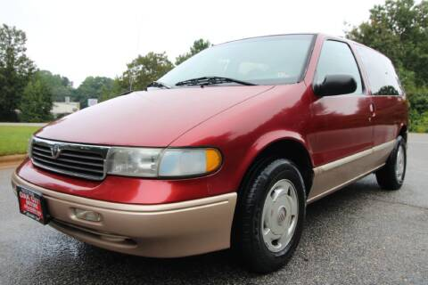1997 Mercury Villager for sale at Oak City Motors in Garner NC
